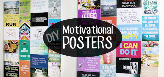 Get Inspired! Make a Motivational Poster
