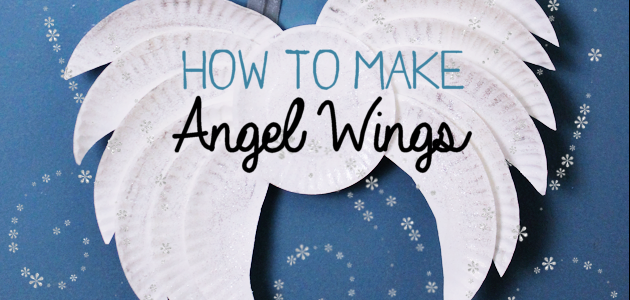 DIY Angel Wings : Strap on a Pair!