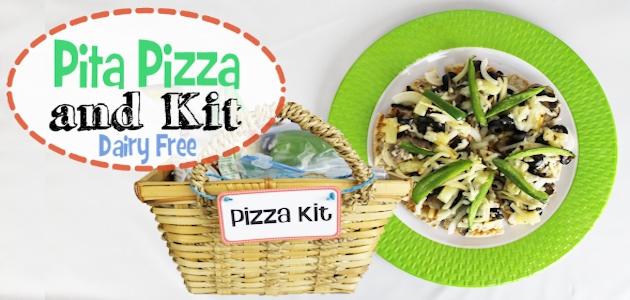 Pita Pizza Kit & Recipe