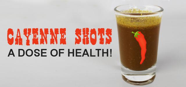 Cayenne, Vinegar & Honey : A Daily Dose of Health