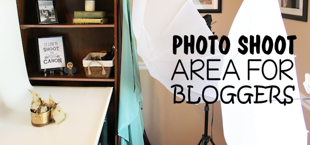 Home Photo Shoot Area For Bloggers FE