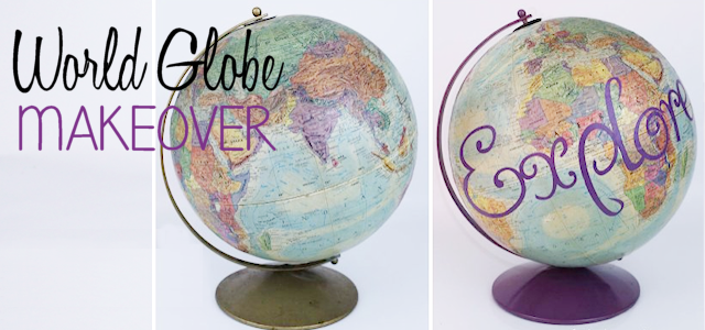 World Globe Makeover.10
