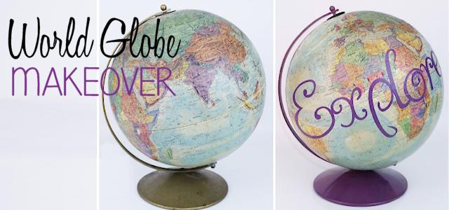World Globe Makeover.10