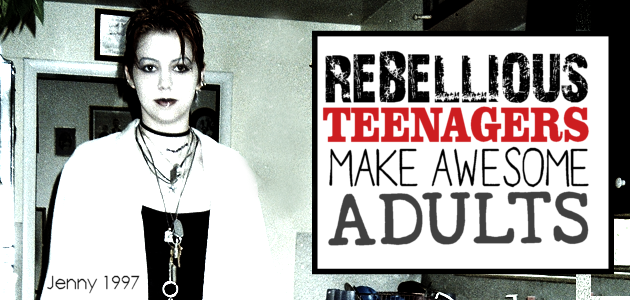 Troubled Teens Make Awesome Adults : Hope for Struggling Parents