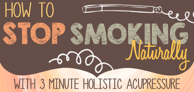 We'll show you how to stop smoking in 3 weeks with only 3 minutes a day using simple acupressure! Print out our pocket card and see if it works for you!