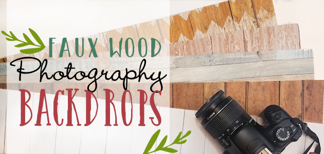 How to Make Easy Inexpensive DIY Photo Backdrops