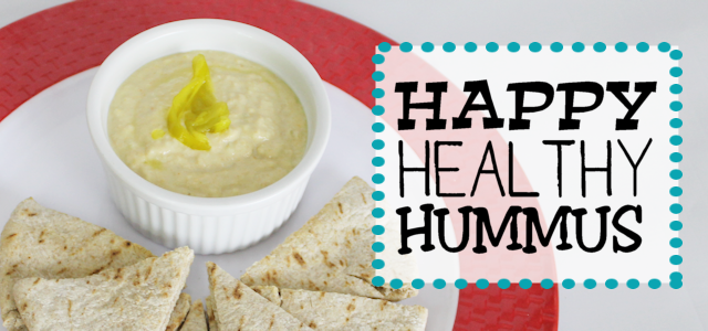 Best Hummus Ever! Quick & Healthy