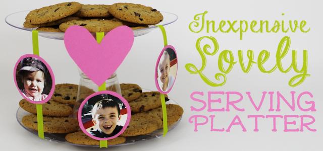 Inexpensive Lovely Serving Platter