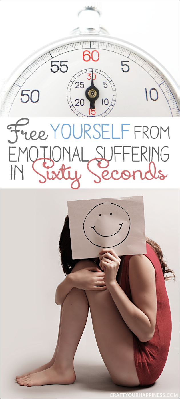 If you suffer from anxiety due to trauma, this 60 second EMDR exercise might have miraculous results for you. Heal depression, PTSD, anxiety and more.