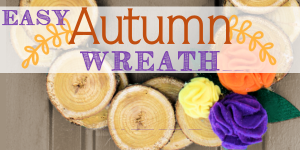 How to Make an Easy & Inexpensive Fall Wreath