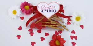Pretzel & Gummy Heart Valentine Gift Idea
