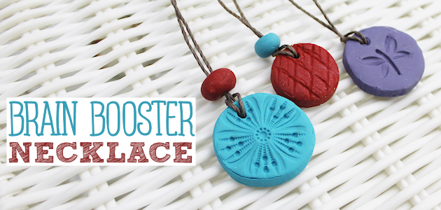 This cinnamon brain booster necklace post is a twofer. Not only can your memory get better you get an awesome necklace!