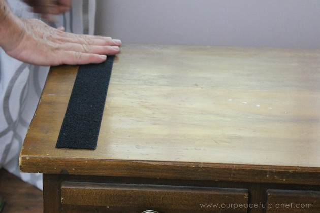 Turn a cedar chest into a window seat by making a removable DIY bench seat for it that attaches with no nails or screws. Also for pets to look out windows.
