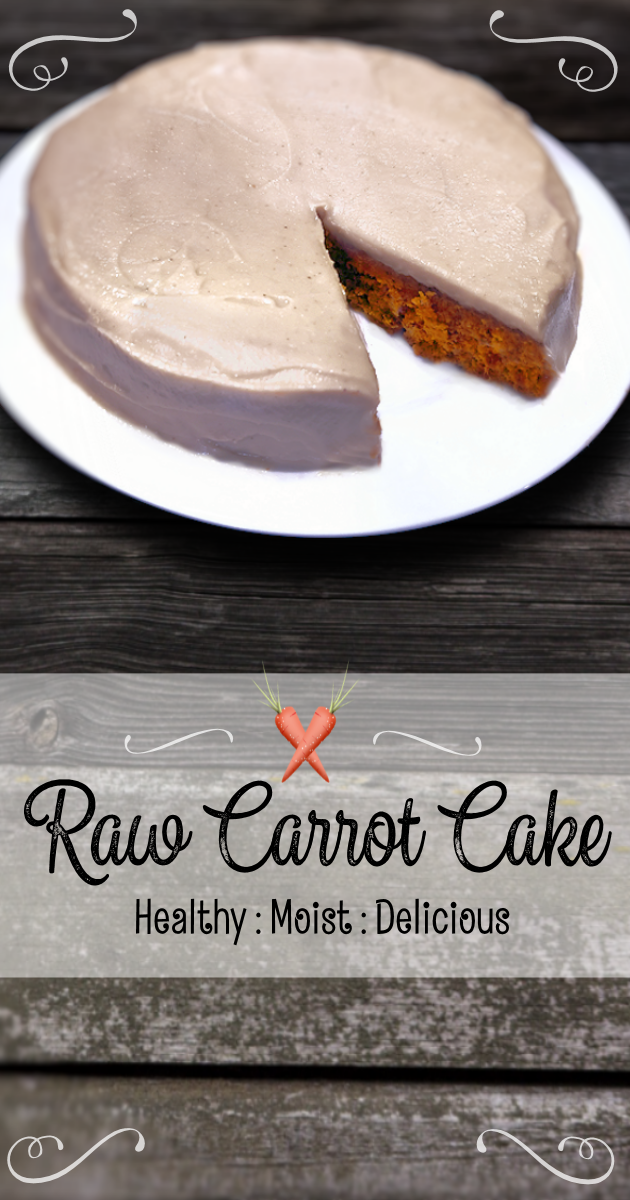 This nutrient dense healthy raw carrot cake recipe is perfect for plant eaters and vegans out there and also those who want a decadent dessert without the guilt.