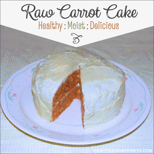 This nutrient rich healthy raw carrot cake recipe is perfect for all you plant eaters and vegans out there and also those who want a decadent dessert without the guilt.