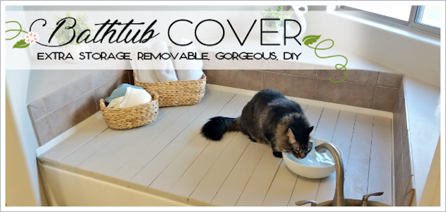 DIY Bathtub Cover FE