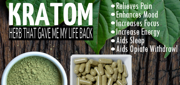 Kratom for Natural Pain Relief and Much More!