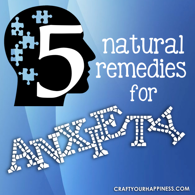Anxiety affects 40 millions adults, so if you suffer from this you are not alone. Here are a few natural remedies for anxiety that can help as you work to heal.
