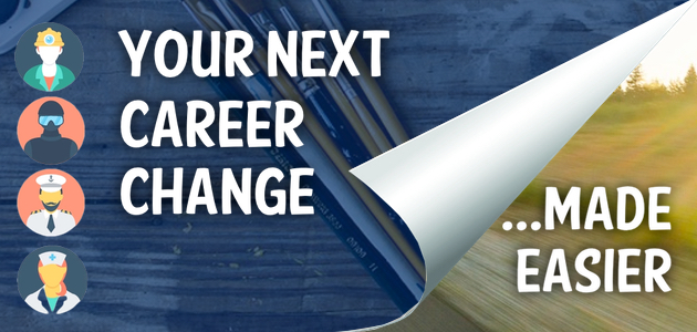 Your Next Career Change Made Easy