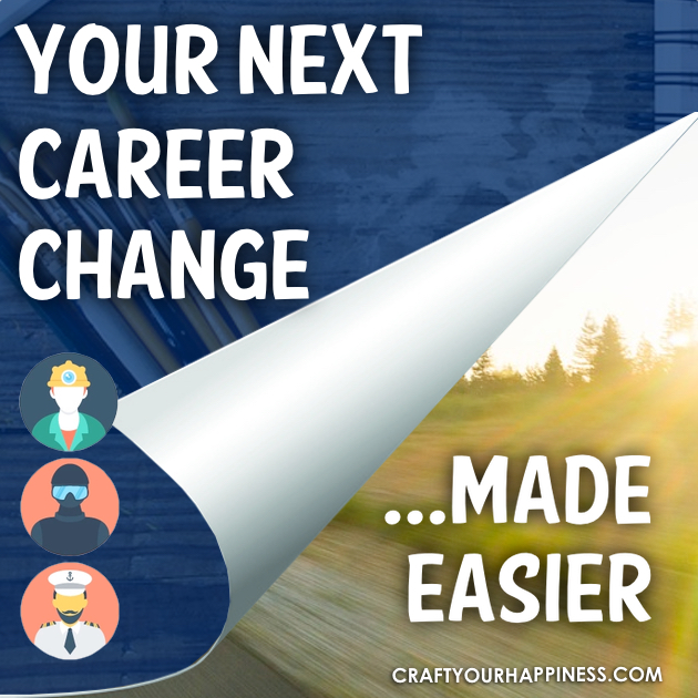 It doesn't matter how old you are or what you do currently: a career change is something you should feel free to do if your current job is not a good fit.