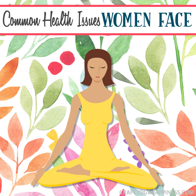 Information on common health conditions woman experience along with ideas on what you can do! Includes Hot flashes, Bartholin Cysts and more.
