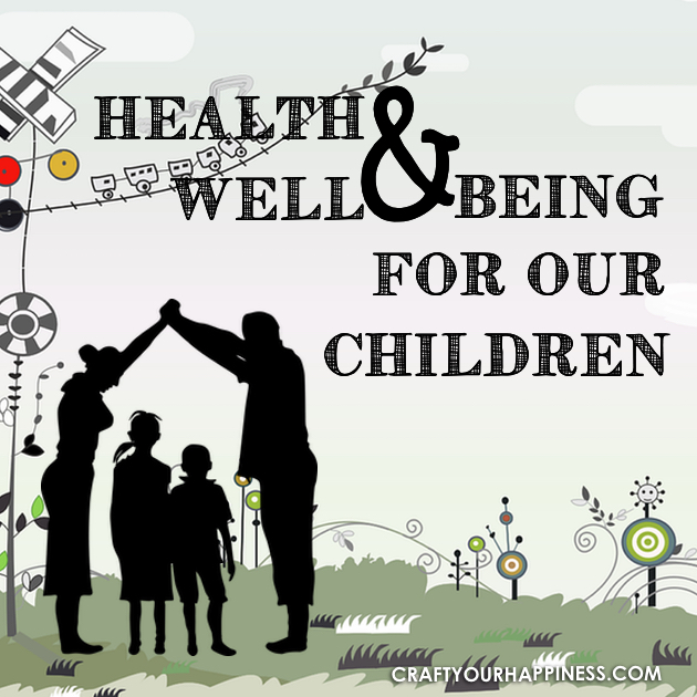 When it comes to health and wellbeing, we often focus more on how we feel as adults, but here are tips for increasing the well being for our children.