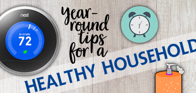 How to Have a Healthy Home Environment