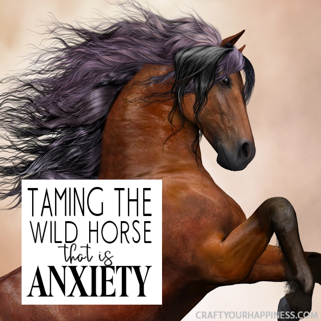 Anxiety is something that affects millions. These few tips can help you get a handle on alleviating the wild horse that is anxiety.