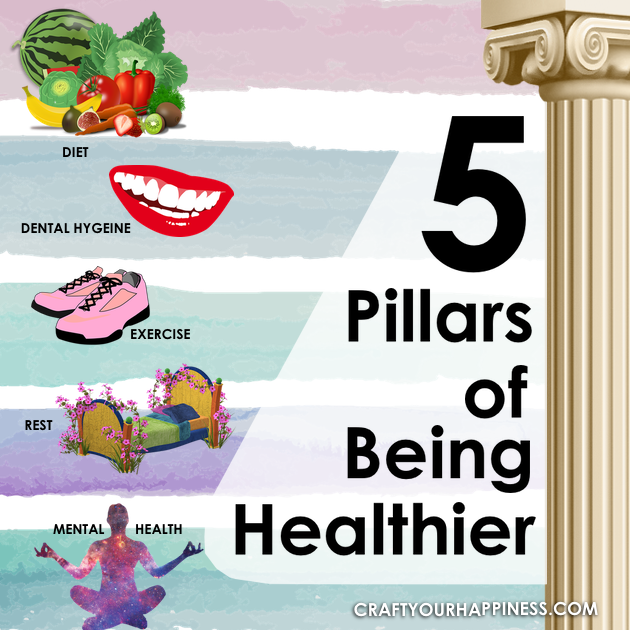 Preventing disease is easier than you might think. Check out our 5 pillars of health for some of the more important factors in staying healthy.