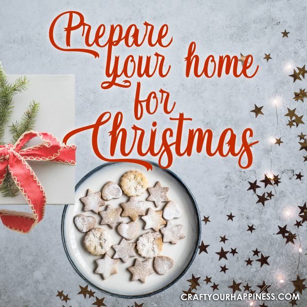 Whether its just you, your family or you have extended family coming in for the holidays we have tips to help you Prepare Your Home for Christmas!