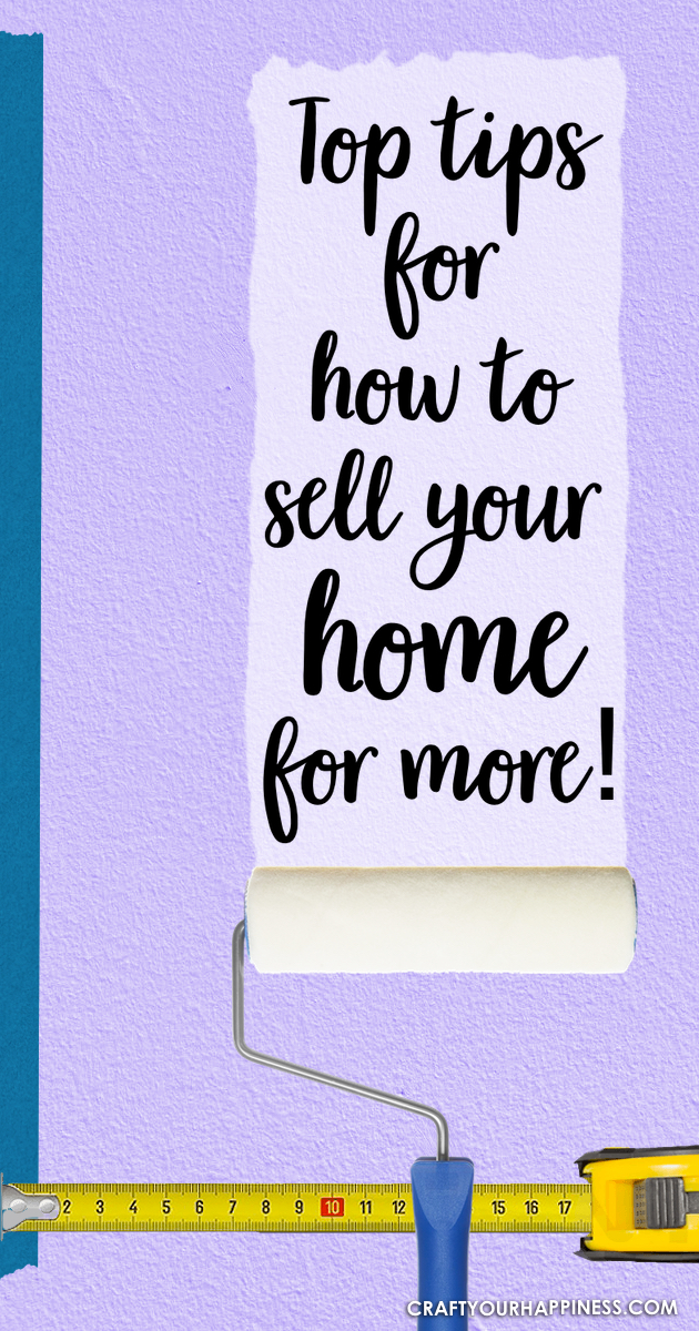 Do you own a home and are now ready to move? Don't leave money on the table! Check out all our great tips to that will help you sell your home for more.