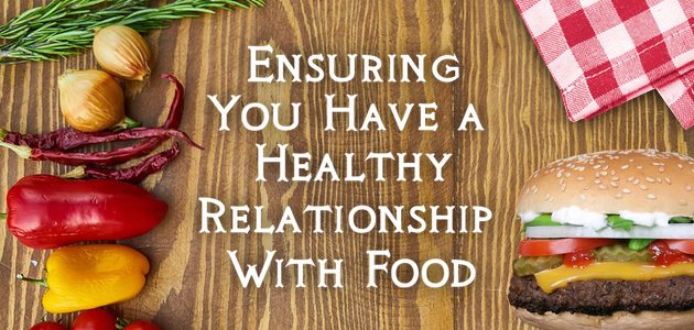 How's Your Relationship With Food?