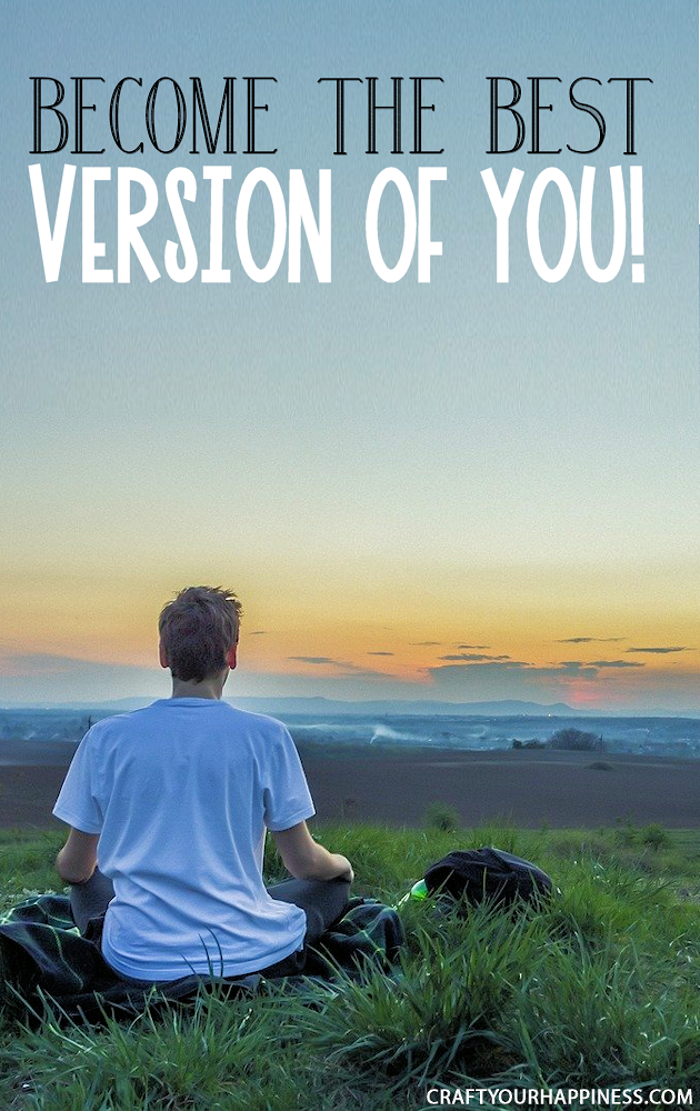 With a little insight and some basic tips you can learn how to become the best version of you and life a life of fulfillment, purpose, joy and happiness.