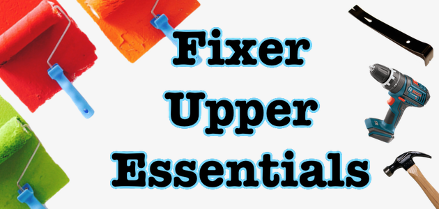 Fixer Upper Essentials