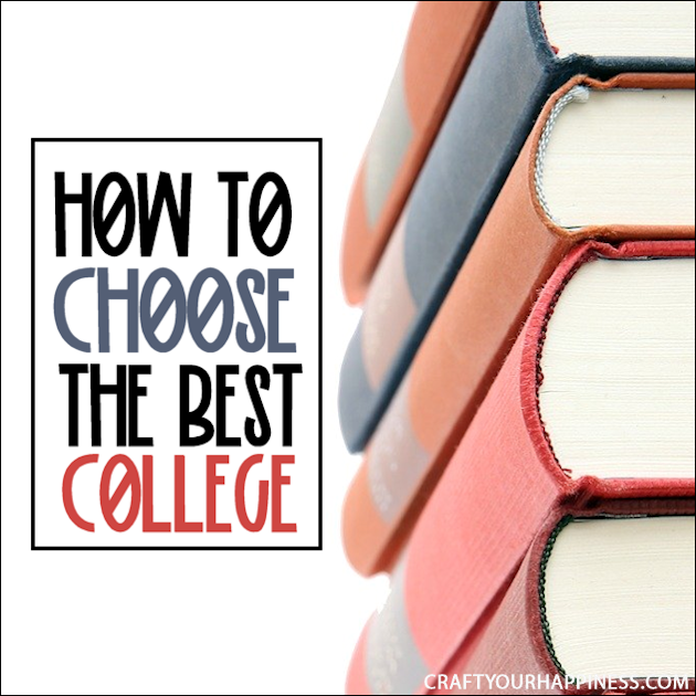 Choosing your extended education is an important step. Here are a few ideas on how to choose the right college or university to get your future on track.