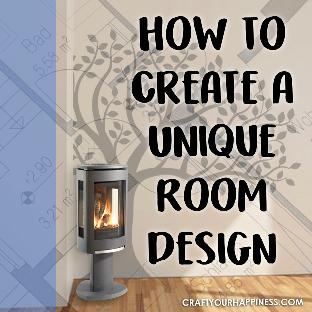 If you are looking for unique inexpensive ideas on how to create a unique room design we've got plenty of them here at Craft Your Happiness!