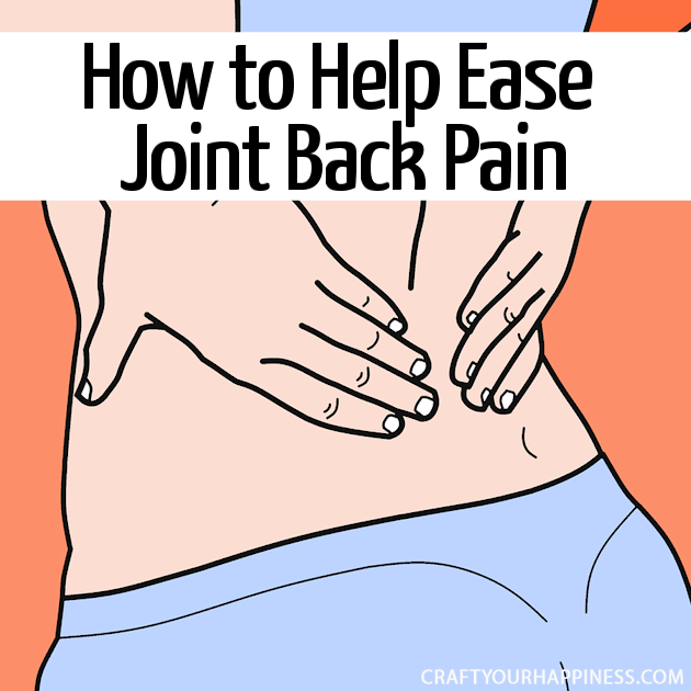 Are you experiencing pain in your back? This could be because of the sacroiliac joint. Learn how to help easy joint back pain.