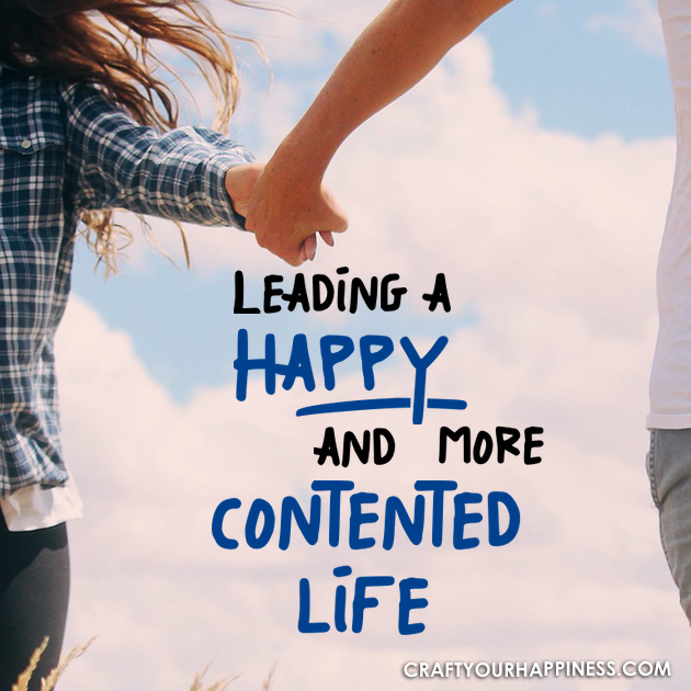 Leading a happy and more contented life typically comes down to a few basic concepts. We'll share a few of them here to help spark a more joyful life!