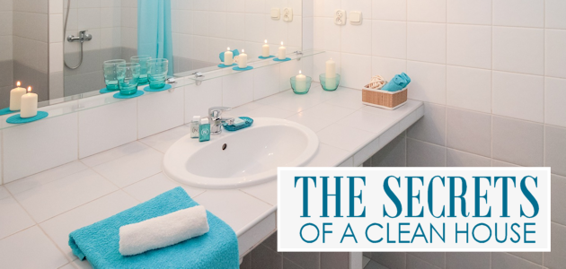 If you struggle to keep your home clean fear not! Good ideas abound to make it not only faster but easier! Learn a few of our secrets of a clean house.