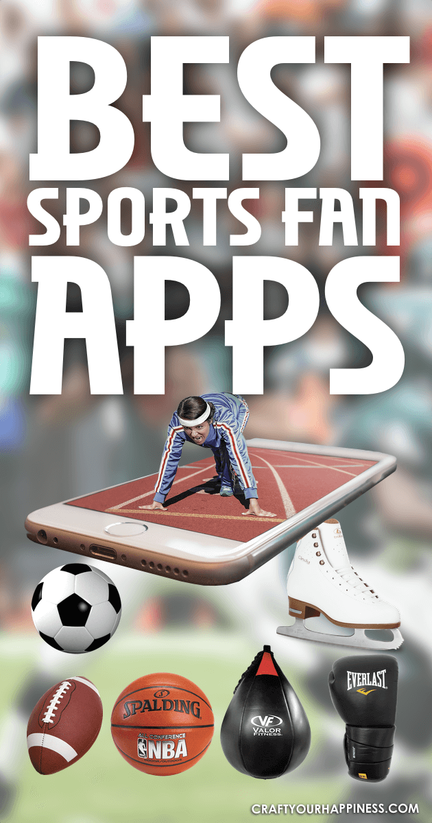 Who's the sports fan in your family? Whether it's you, your partner or one of your kids, here are some of the best sports fan apps that they're gonna love.