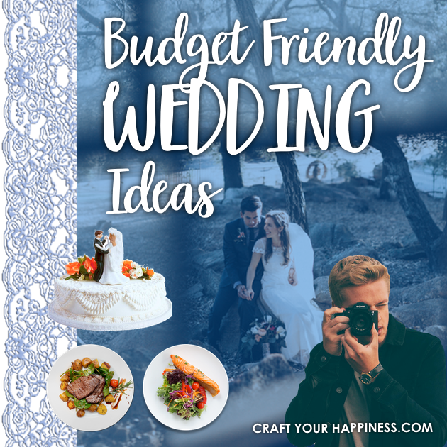 It's becoming increasingly common for people to spend a small fortune on their wedding day. Here are some tips and budget friendly wedding ideas.