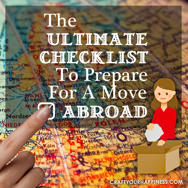 There are a lot of reasons why you might decide to move to another country. We've compiled some basic tips for moving abroad.