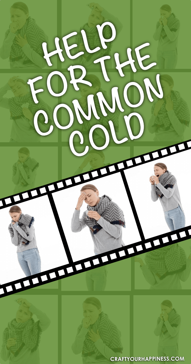No one likes being sick. Here are some help and tips for preventing and even getting over the common cold as quickly as possible!