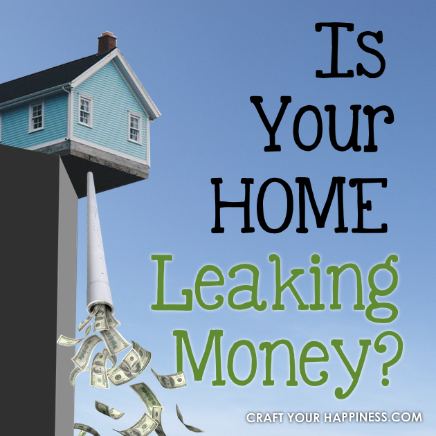 Your home is a place you should love to be. However, it can be costing you extra money without realizing it! Is your home leaking money? Find out!