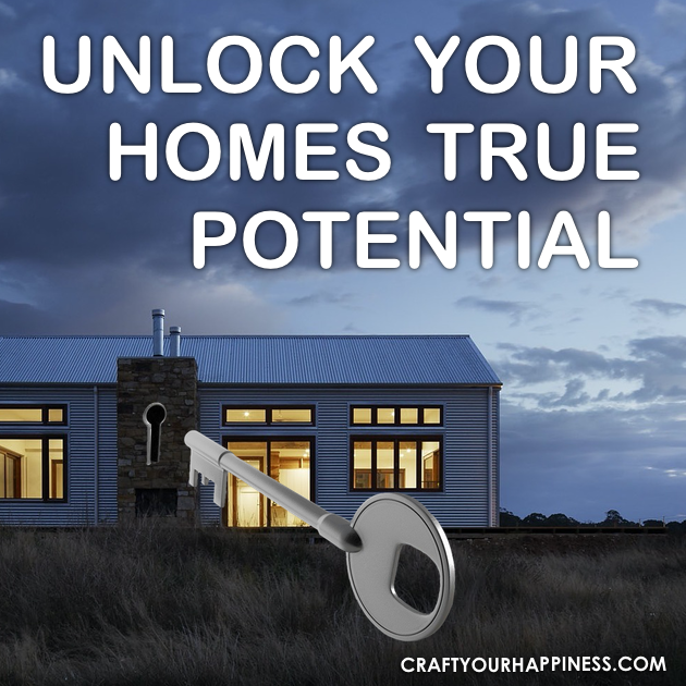 Your home should be your sanctuary. A place that fills you with joy when your in it. Learn how to unlock your homes true potential on a budget.