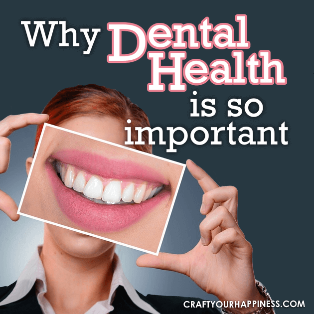 Dental health affects more than just your mouth. Learn why it's so important and how you can actually prevent and heal cavities with a simple regimine!