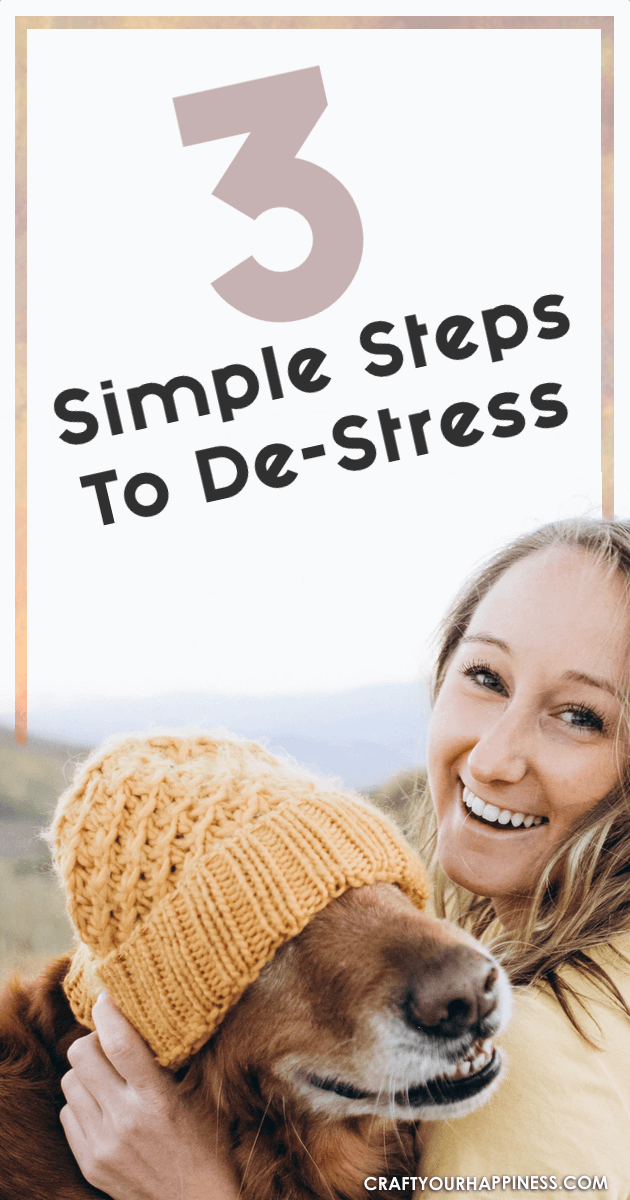 Who would have thought that staying indoors would be so stressful! Here are some incredibly simple ways to de-stress not only while spending so much time at home but in general!