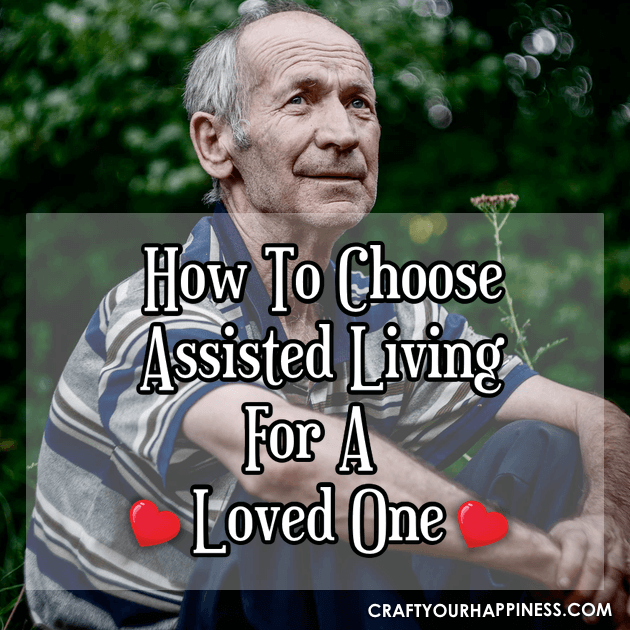 Sometimes its necessary to get help for our older family. Read our pointers on How To Choose Assisted Living For a Loved One.