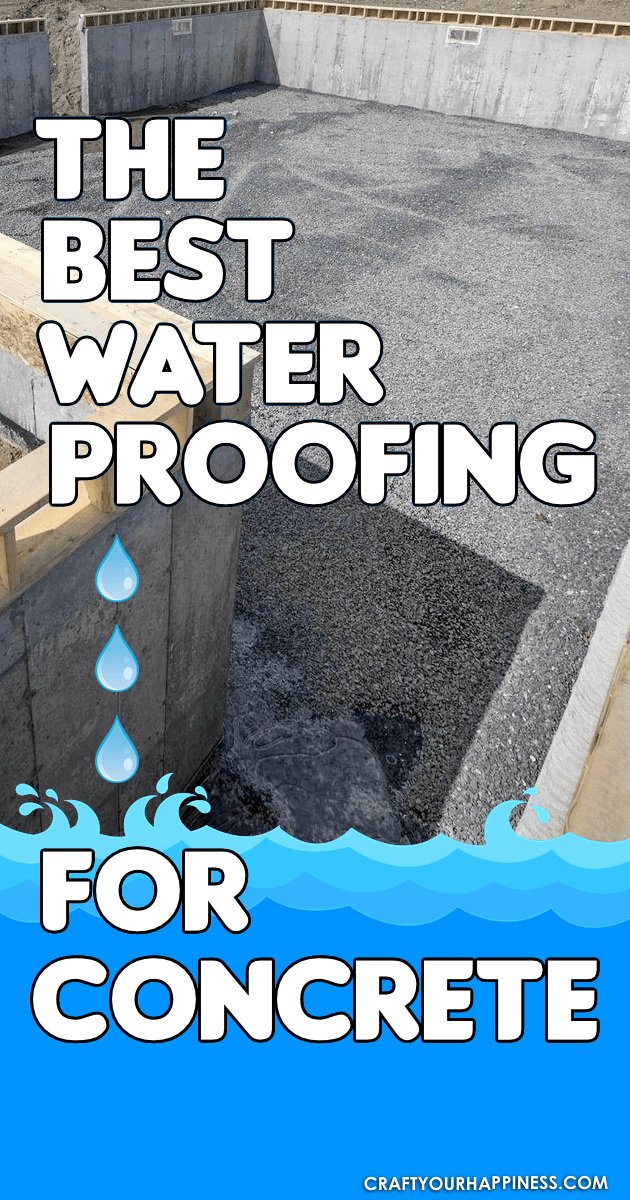 Learn what is the Best Waterproofing for Concrete and why its so important to protecting your concrete surfaces in the long run.