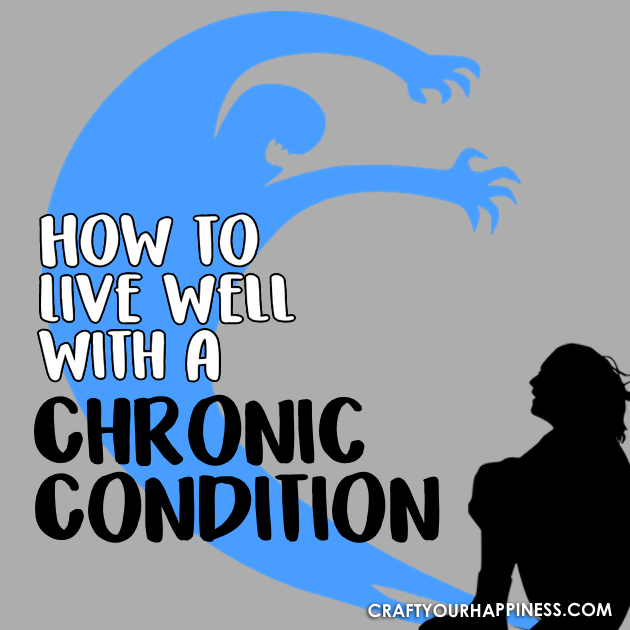 Up to 60% of Americans live with some form of chronic illness or pain. Learn some ideas to help you learn Live Well With A Chronic Condition.